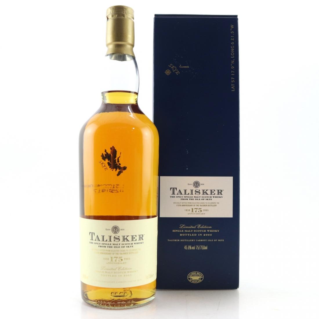 Talisker 175th Anniversary 75cl