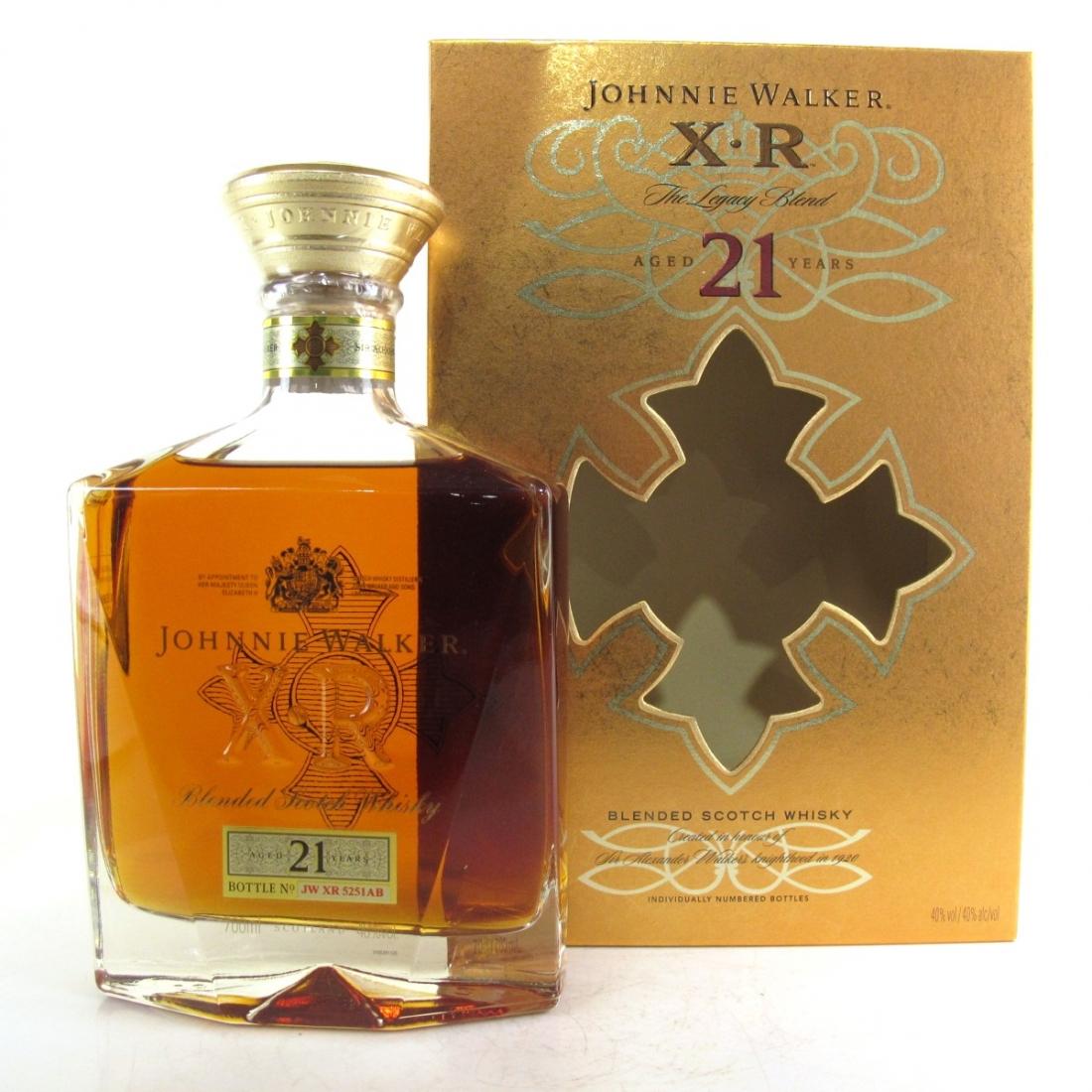 Johnnie Walker XR 21 Year Old