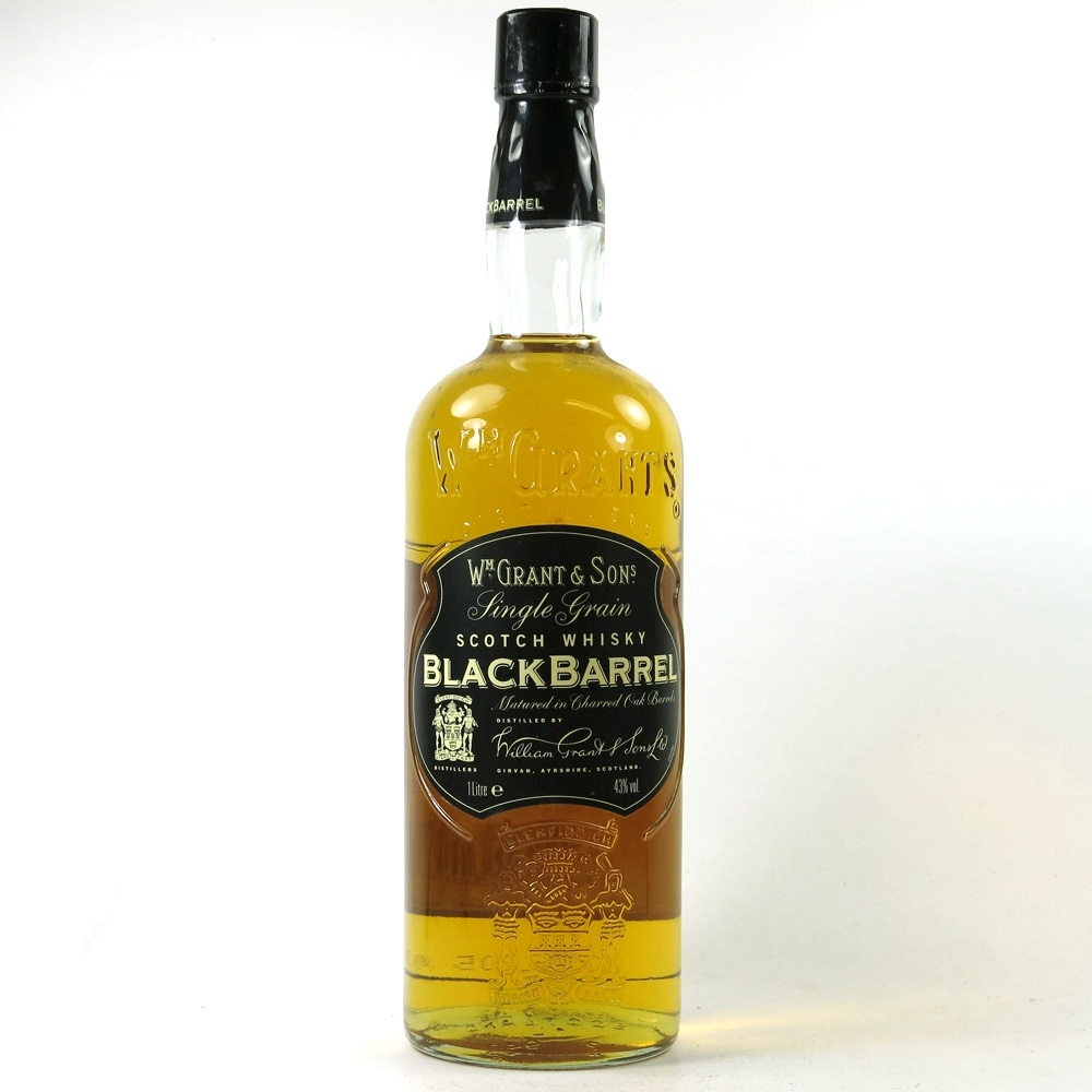 Black Barrel Single Grain 1 Litre