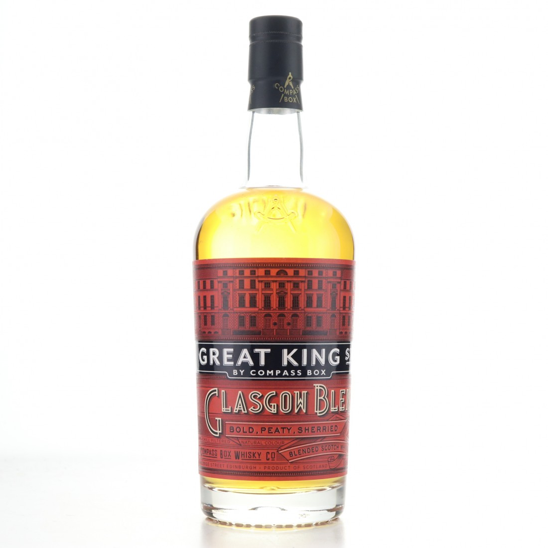 Compass Box Great King Street / Glasgow Blend