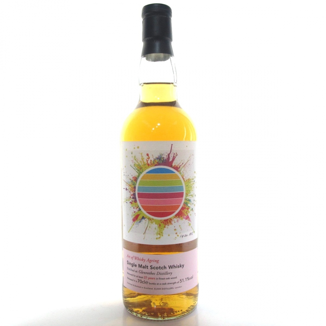 Glenrothes Elixir Distillers 27 Year Old / Art of Whisky