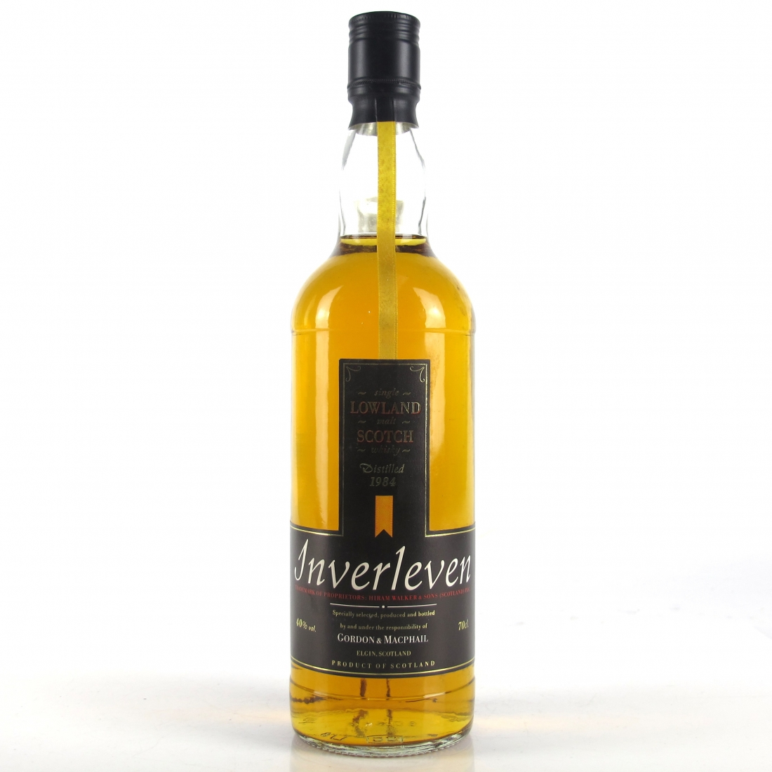 Inverleven 1984 Gordon and MacPhail