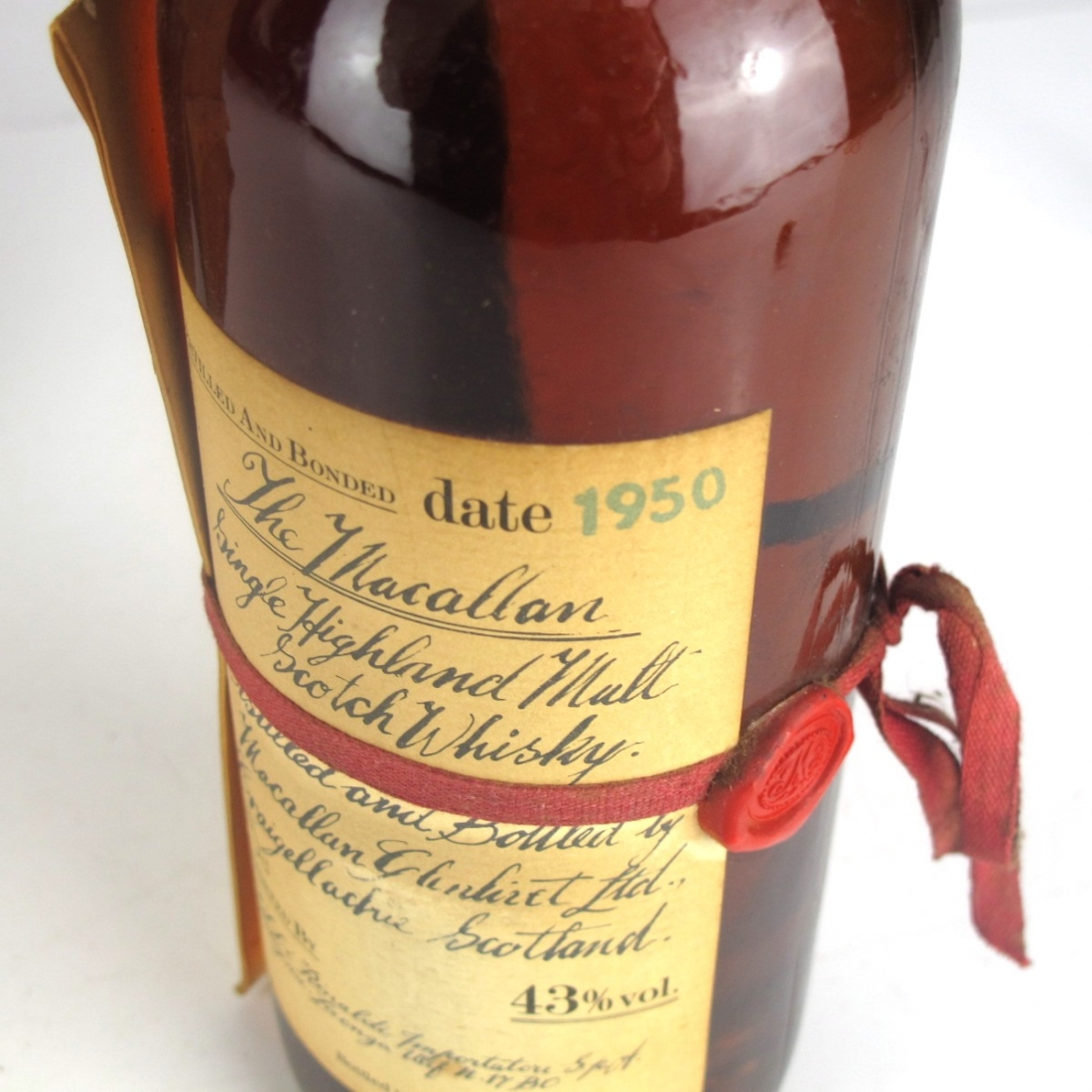 Macallan 1950 / Rinaldi Import