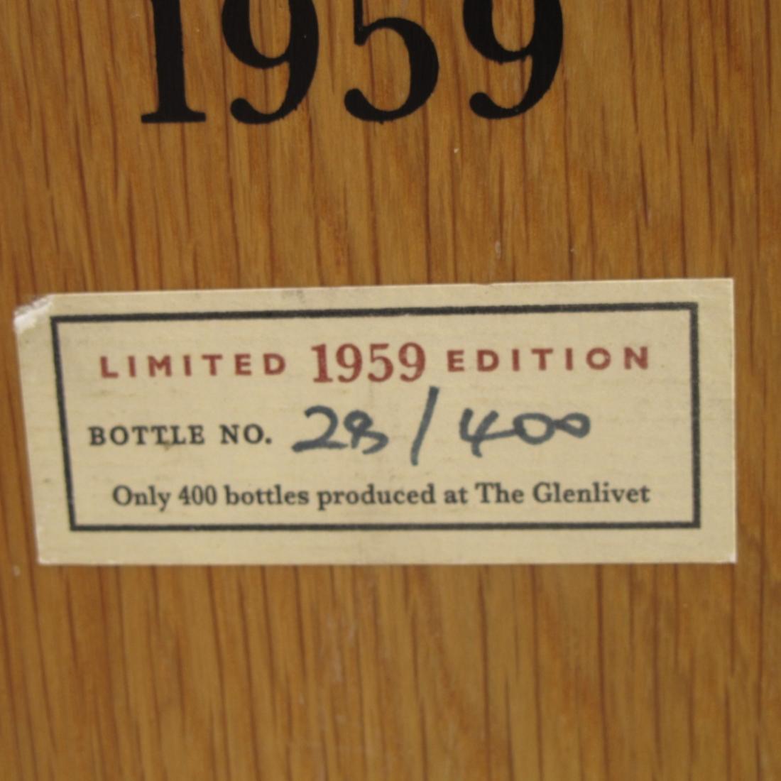 Glenlivet 1959 Cellar Collection Cask Strength 75cl