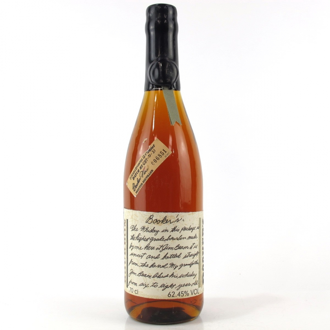 Booker's 8 Year Old Small Batch Bourbon