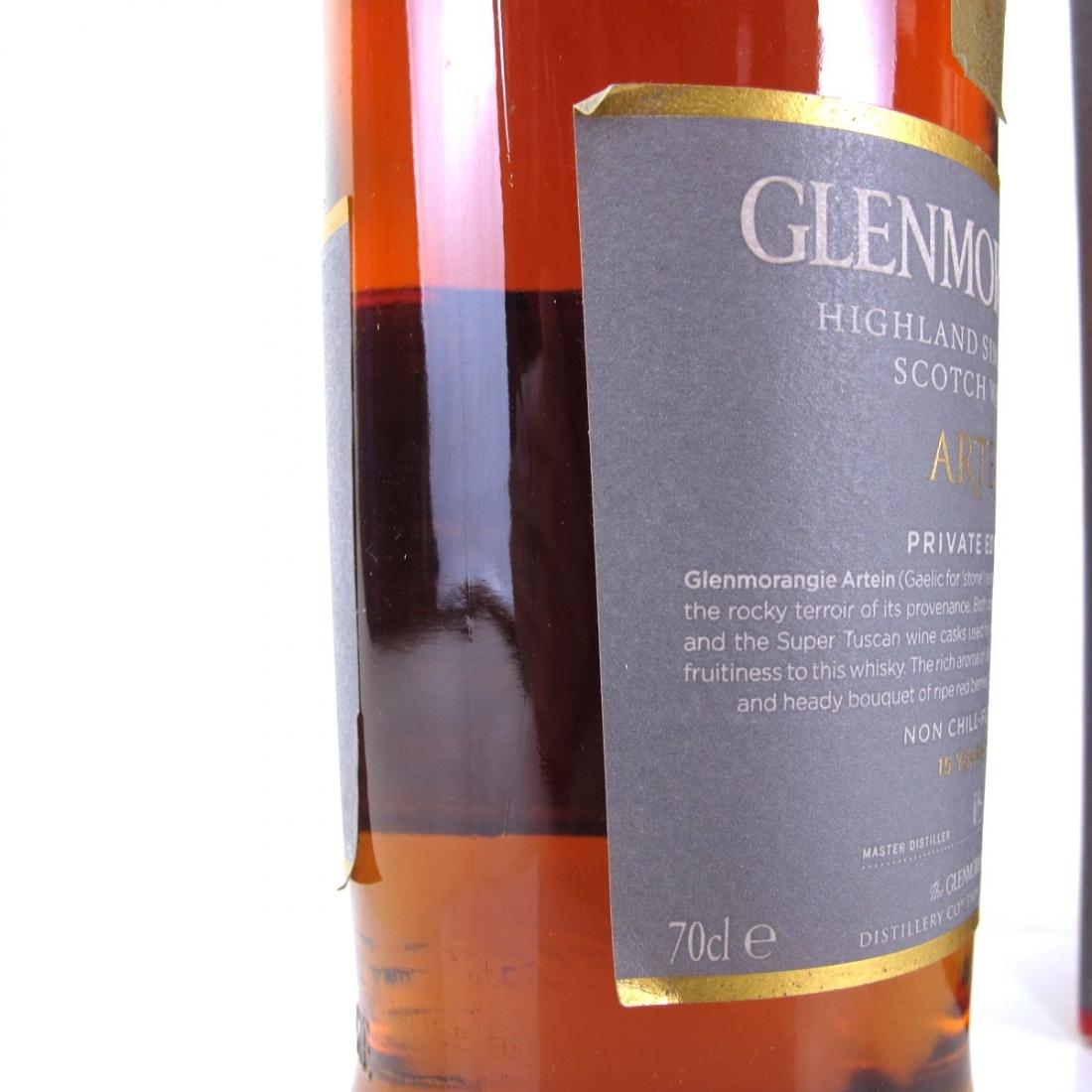 Glenmorangie Artein 15 Year Old