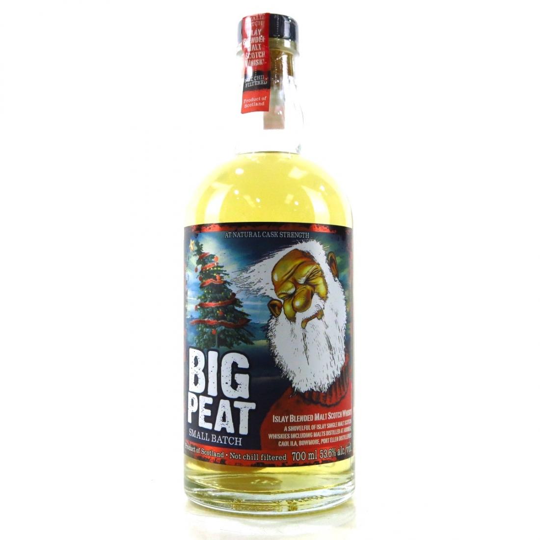 Big Peat Christmas Cask Strength 2012 Edition