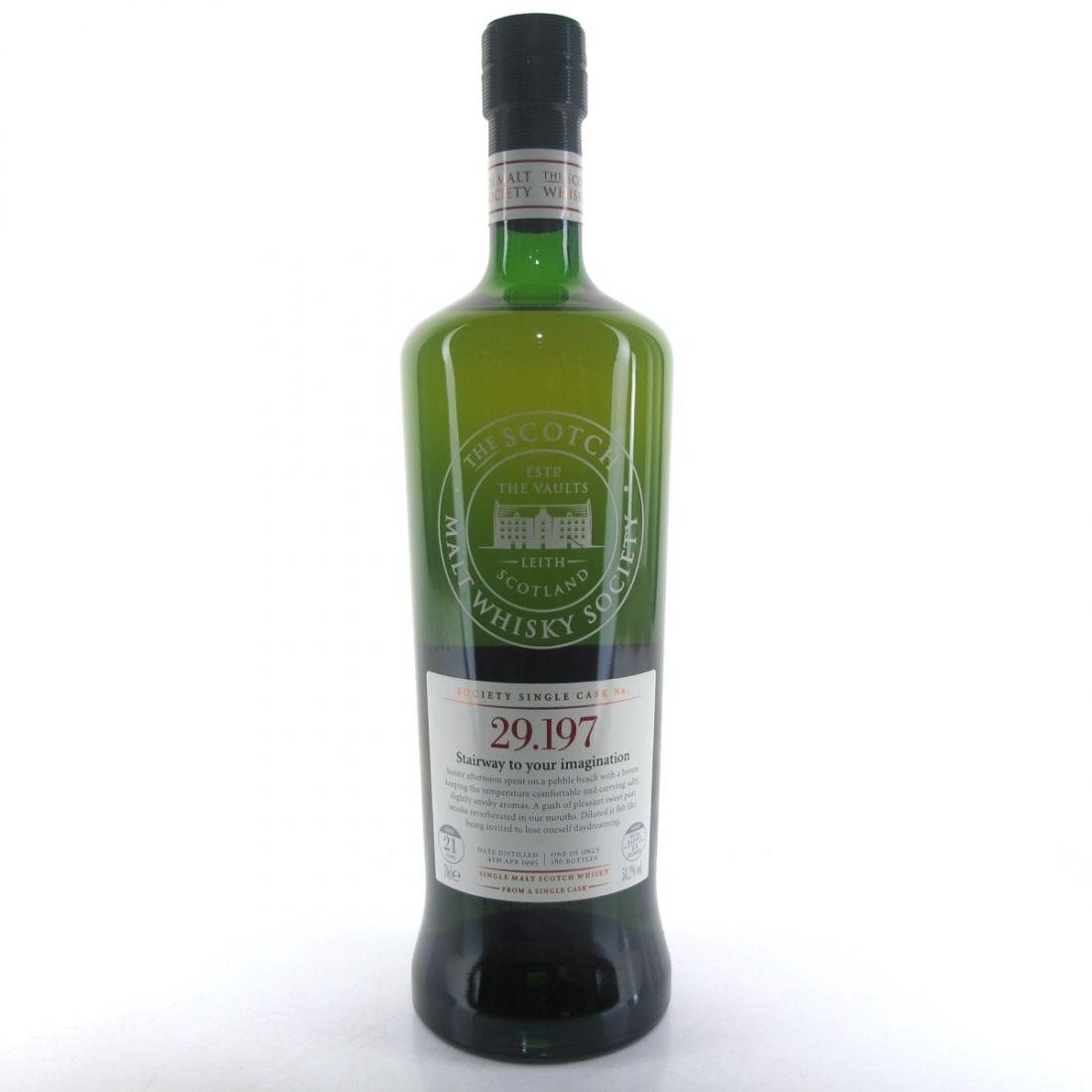 Laphroaig 1995 SMWS 21 Year Old 29.197