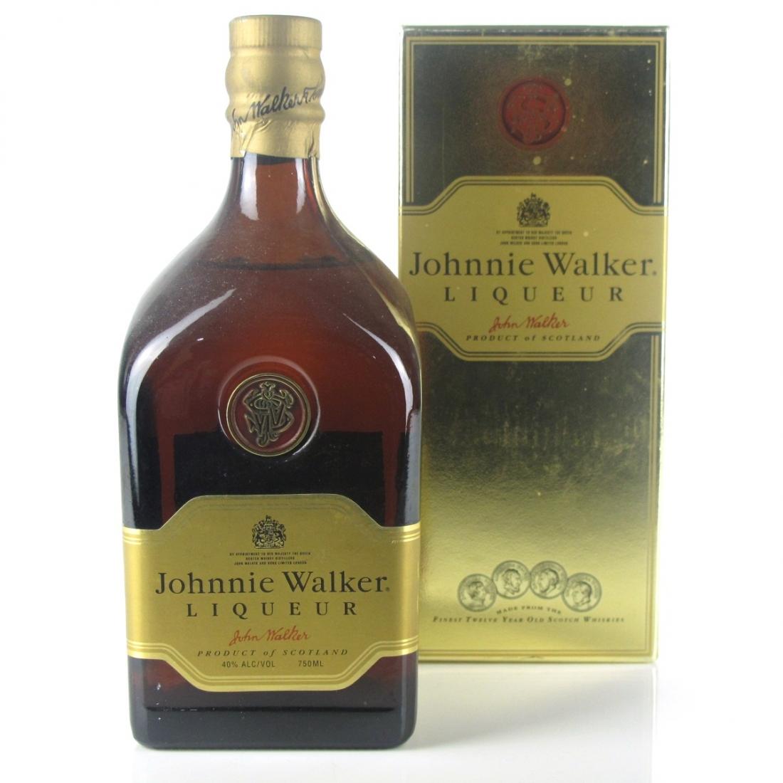 Johnnie Walker Liqueur