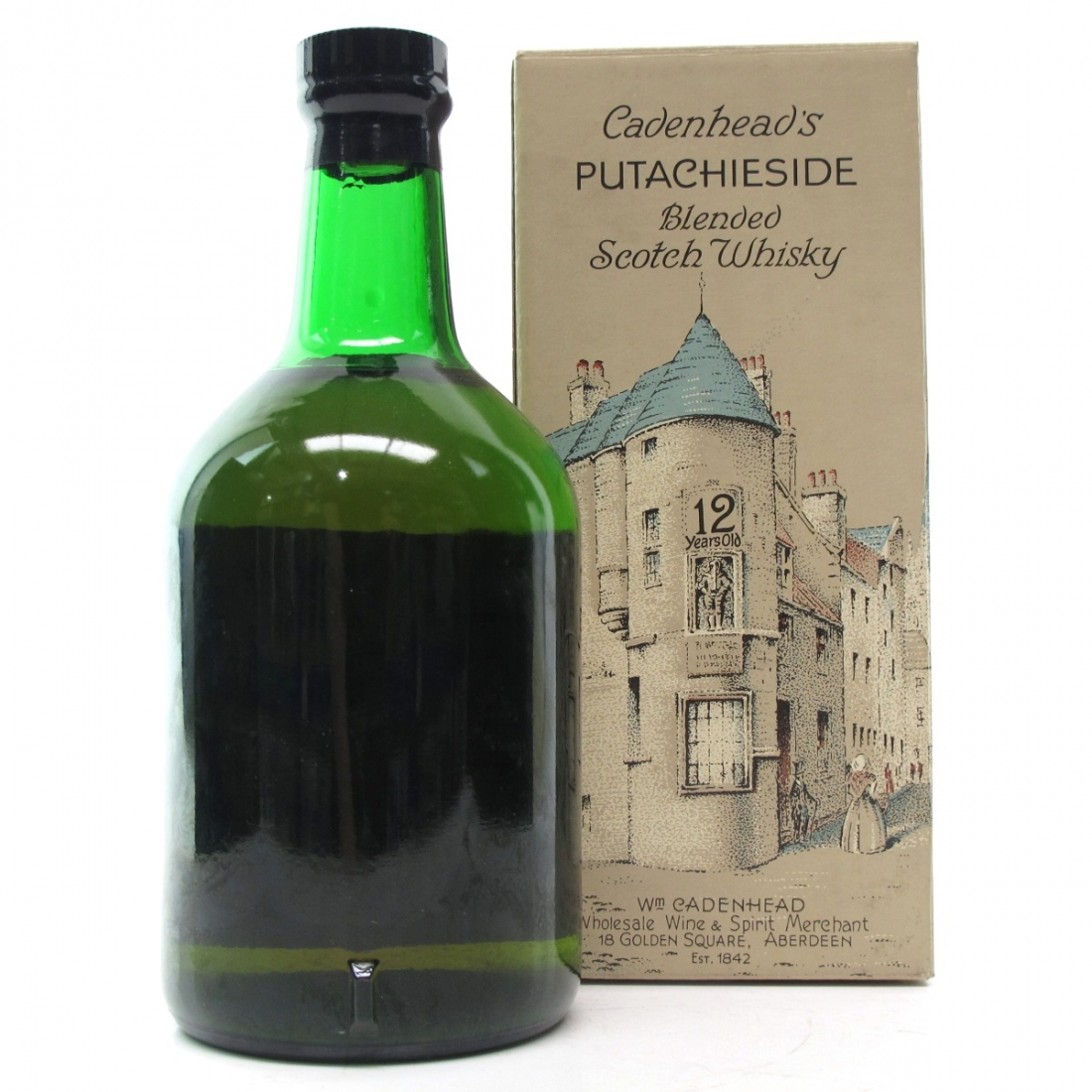 Cadenhead's Putachieside 12 Year Old
