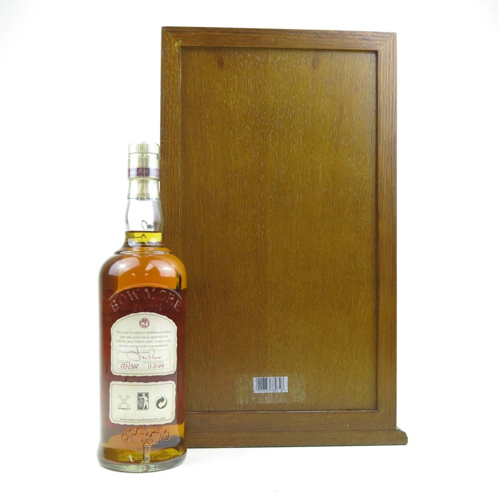Bowmore 1964 Bourbon Cask 38 Year Old