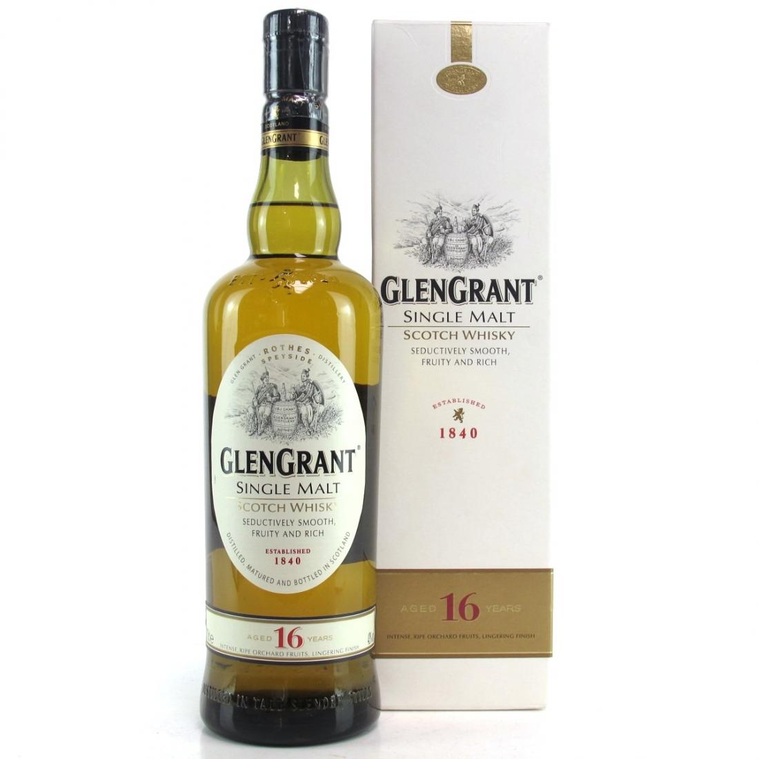 Glen Grant 16 Year Old