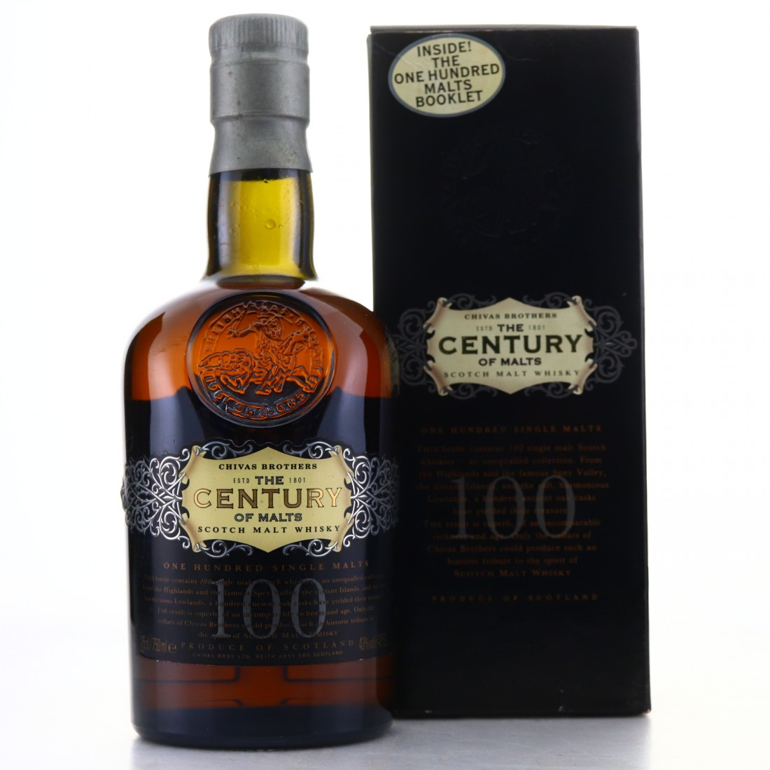 Chivas Century of Malts 75cl