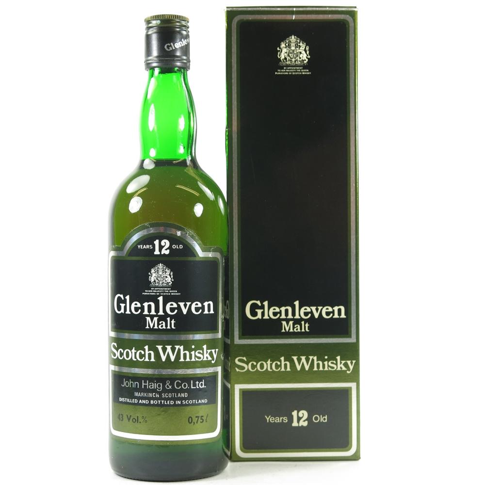 Glenleven 12 Year Old 75cl 1980s