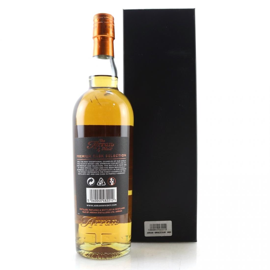 Arran 1996 Single Bourbon Cask #1405