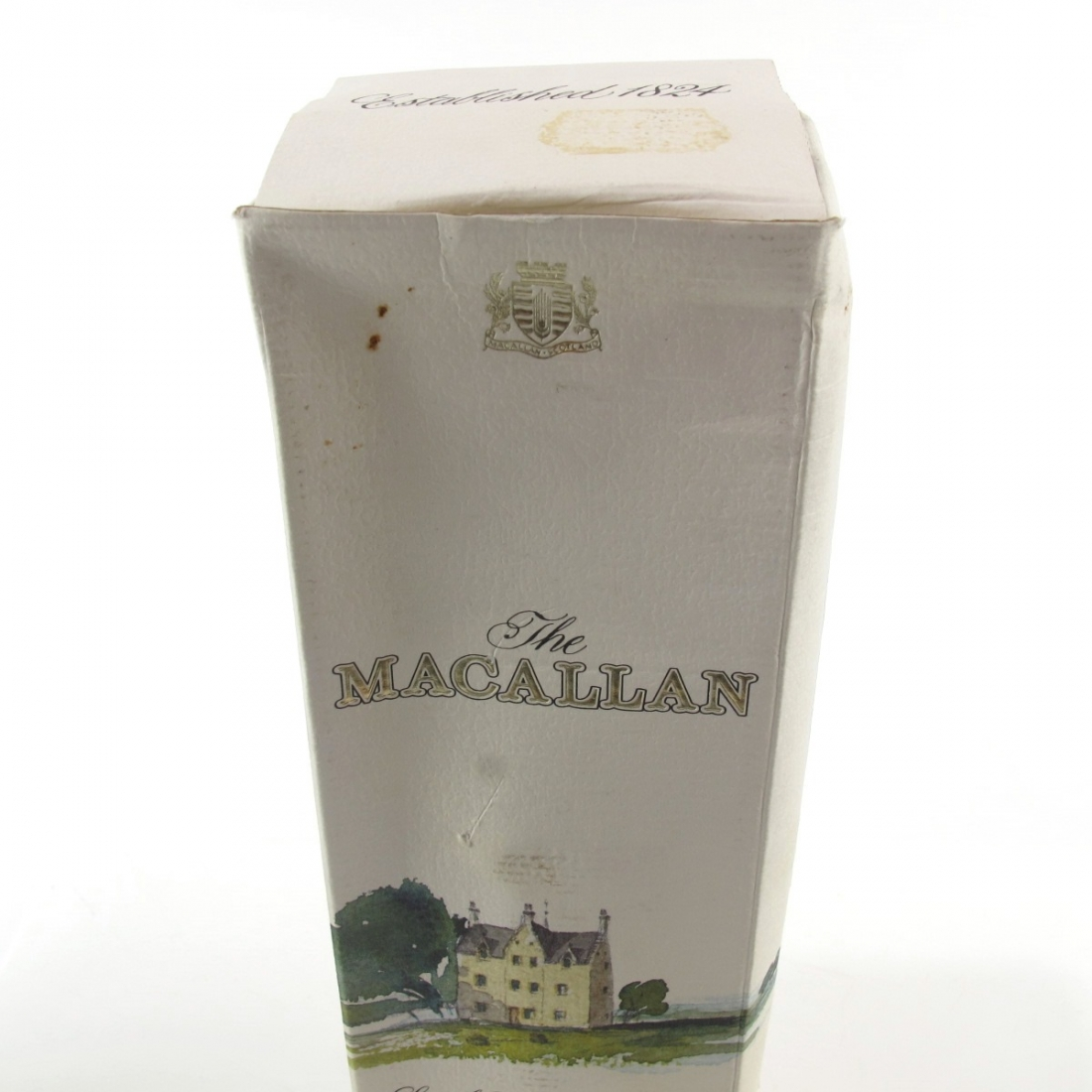 Macallan 12 Year Old 1990s 1 Litre