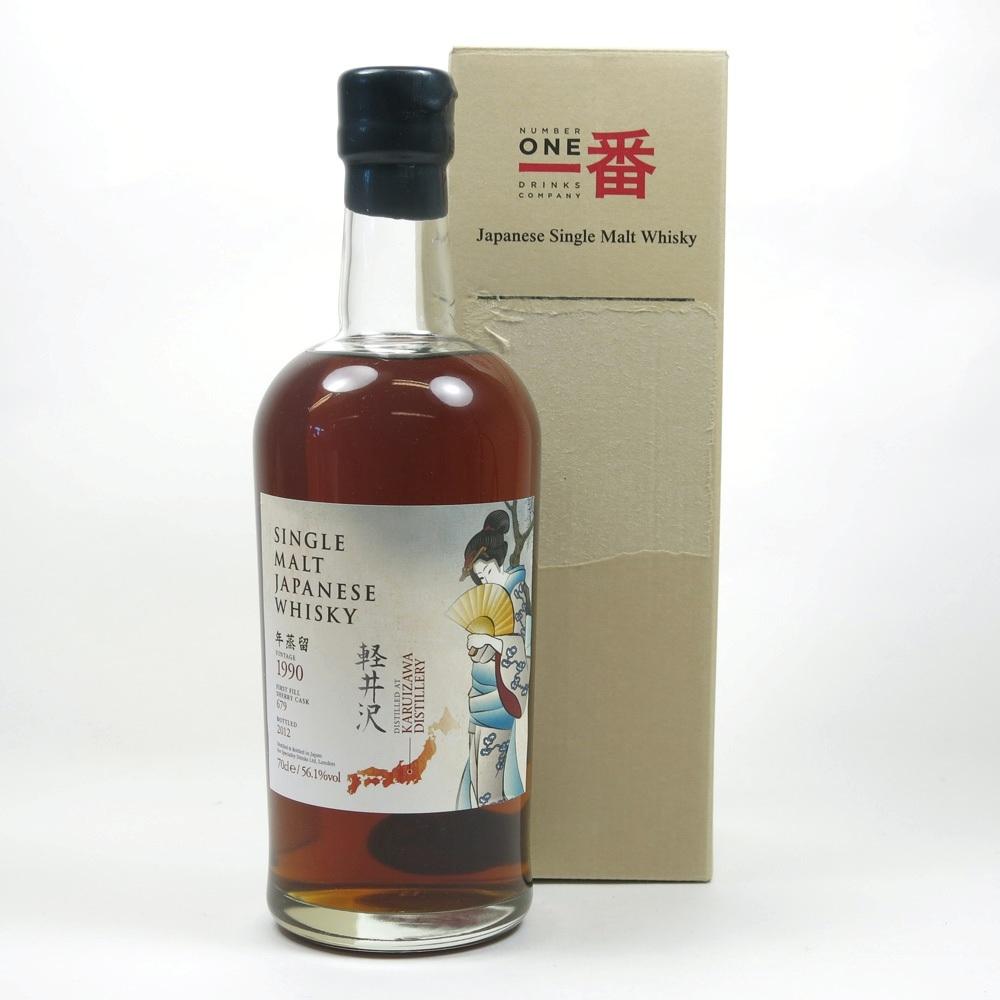 Karuizawa 1990 22 Year Old Single Cask #679