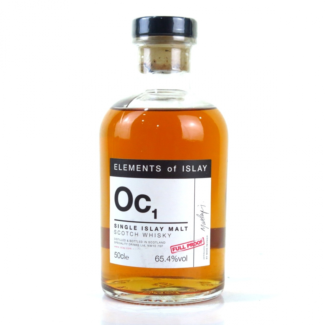 Octomore Oc1 Elements of Islay