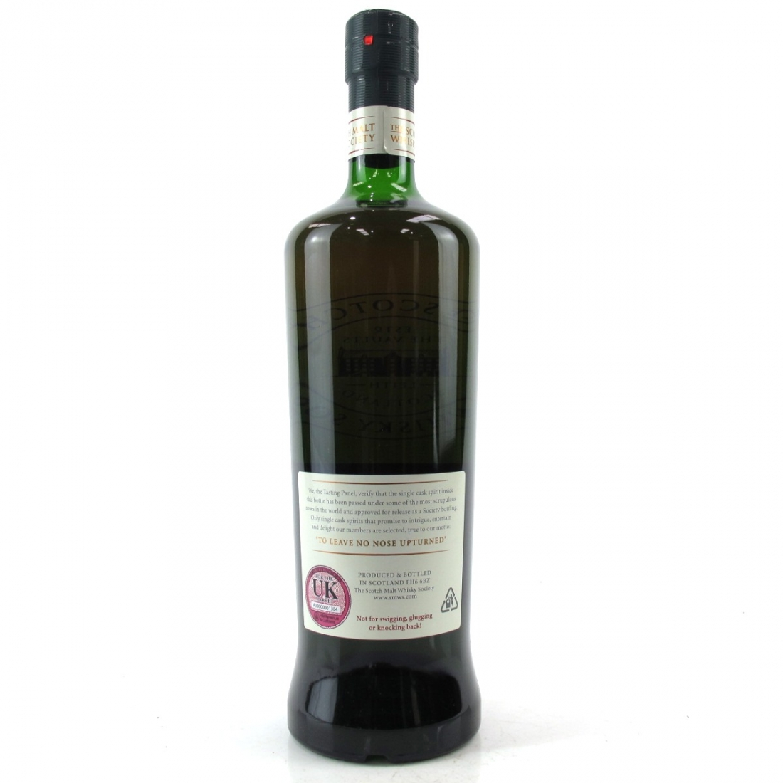 Ardbeg 2007 SMWS 8 Year Old 33.134