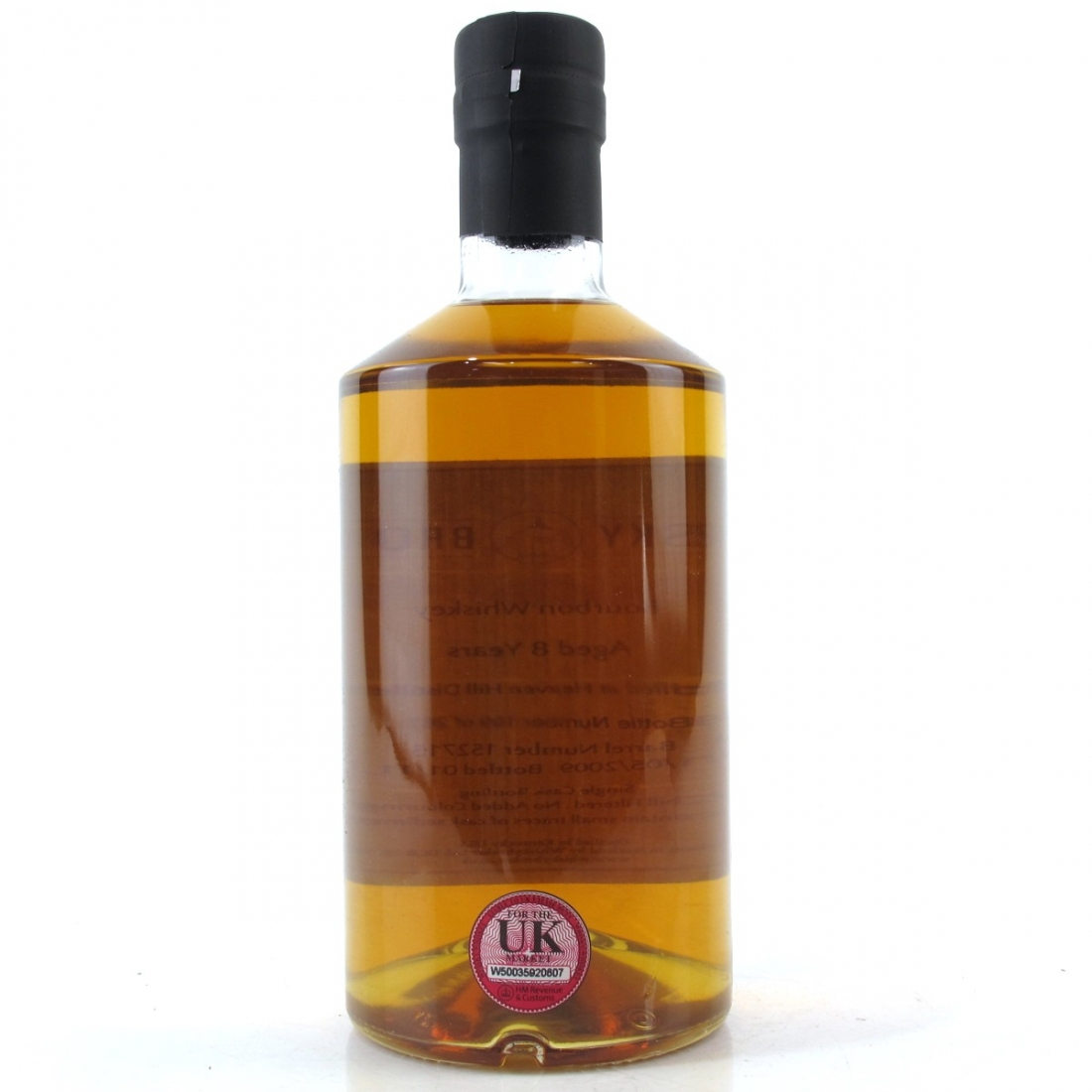 Heaven Hill 2009 Whisky Broker 8 Year Old