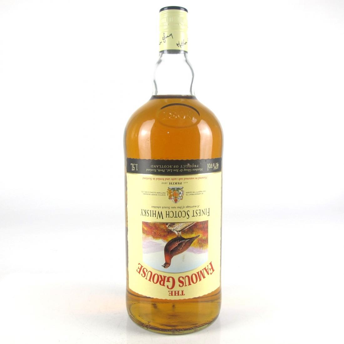 Famous Grouse Scotch Whisky 1.5 Litre