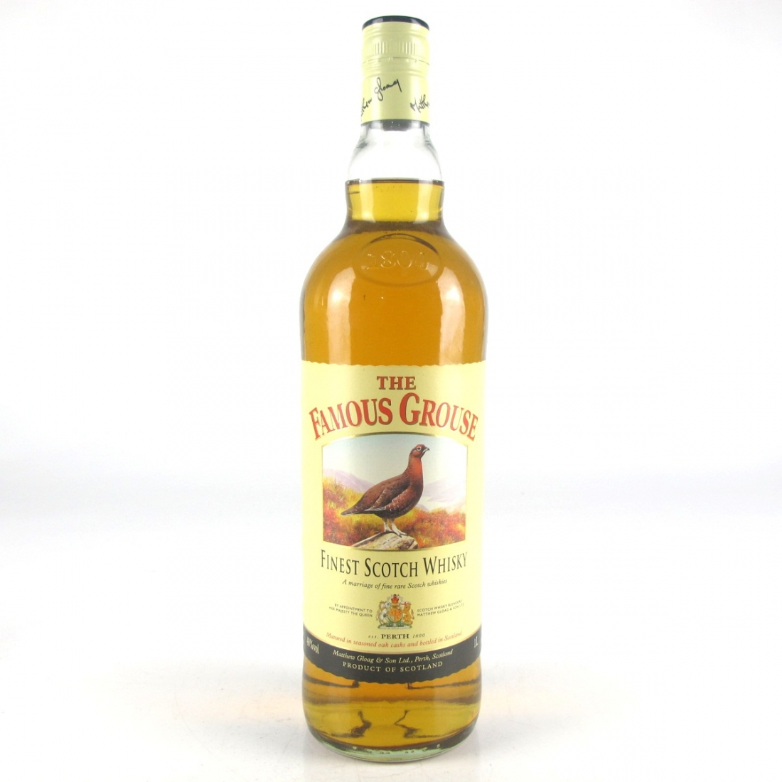 Famous Grouse Scotch Whisky 1 Litre