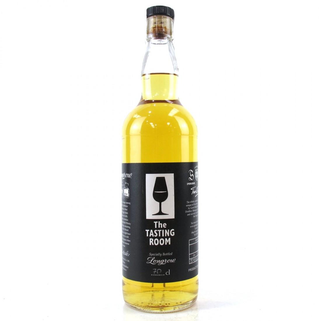 Longrow The Tasting Room Bottled 2016