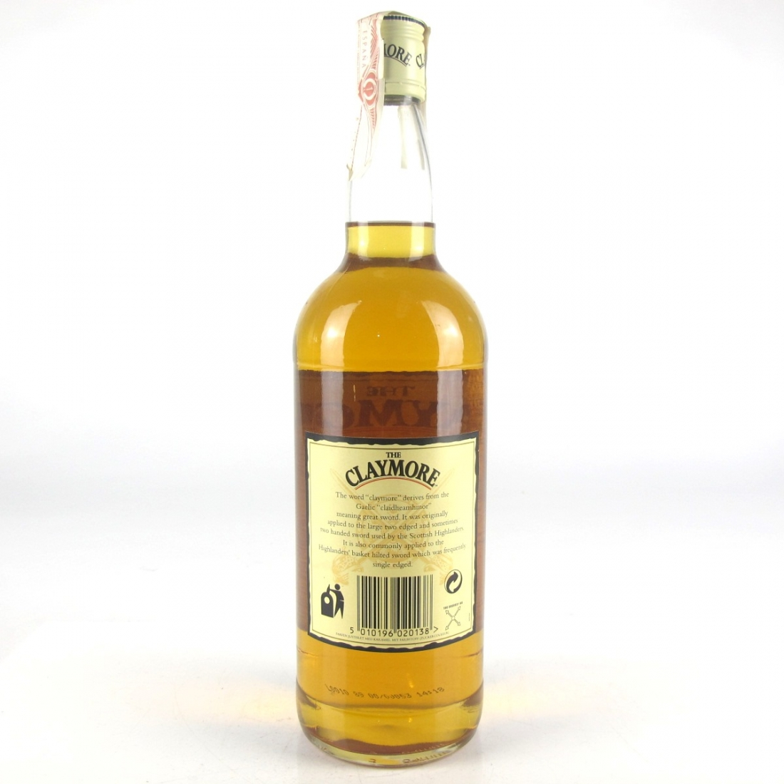 Claymore Scotch Whisky 1 Litre