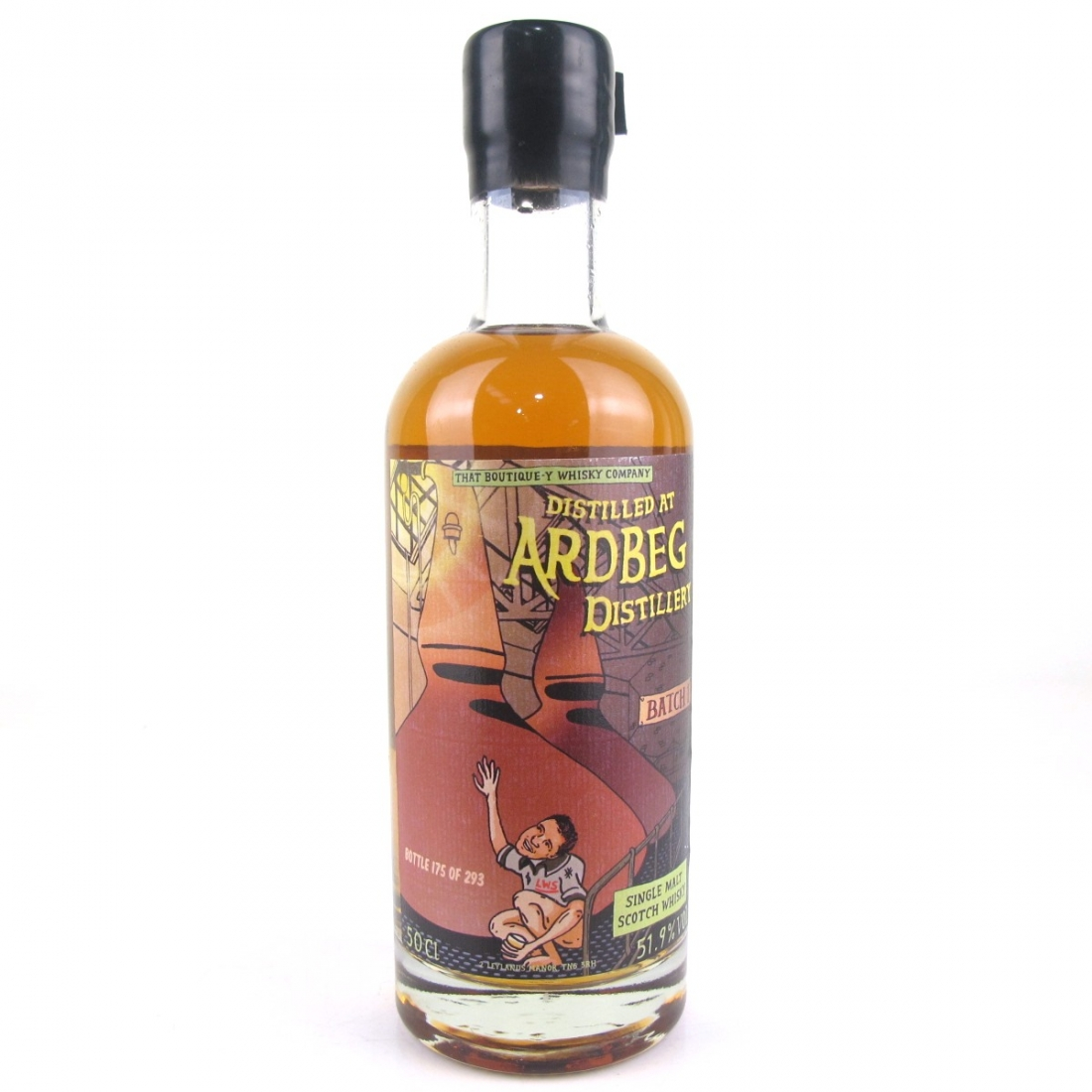 Ardbeg That Boutique-y Whisky Company Batch #1