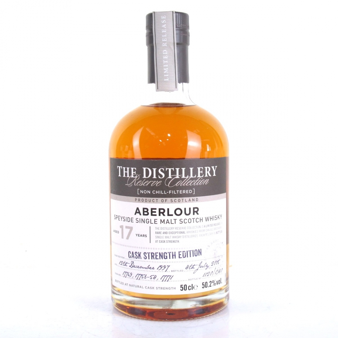 Aberlour 1997 Reserve Collection 17 Year Old / Cask Strength Edition