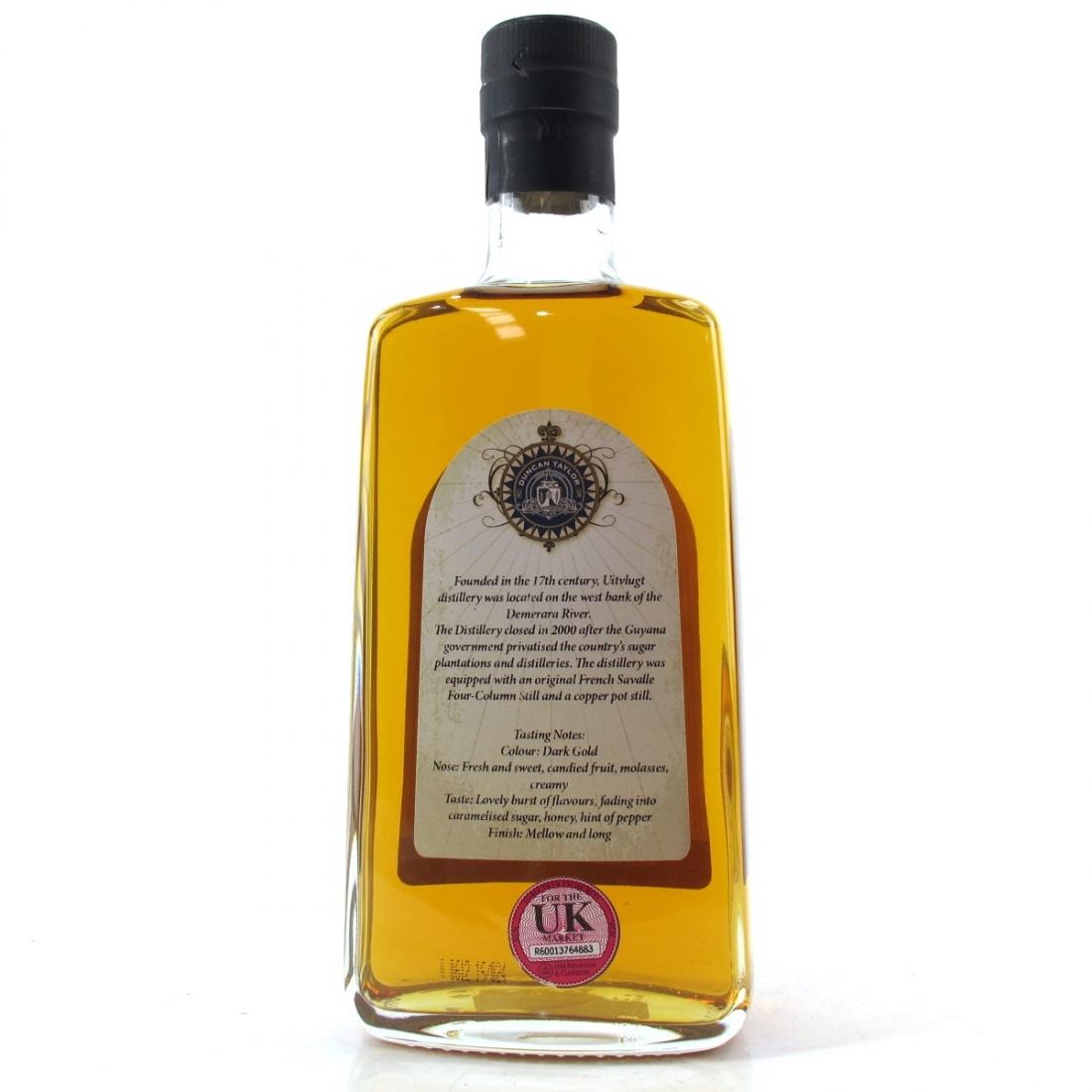 Uitvlugt 1997 Duncan Taylor 18 Year Old Single Cask Rum