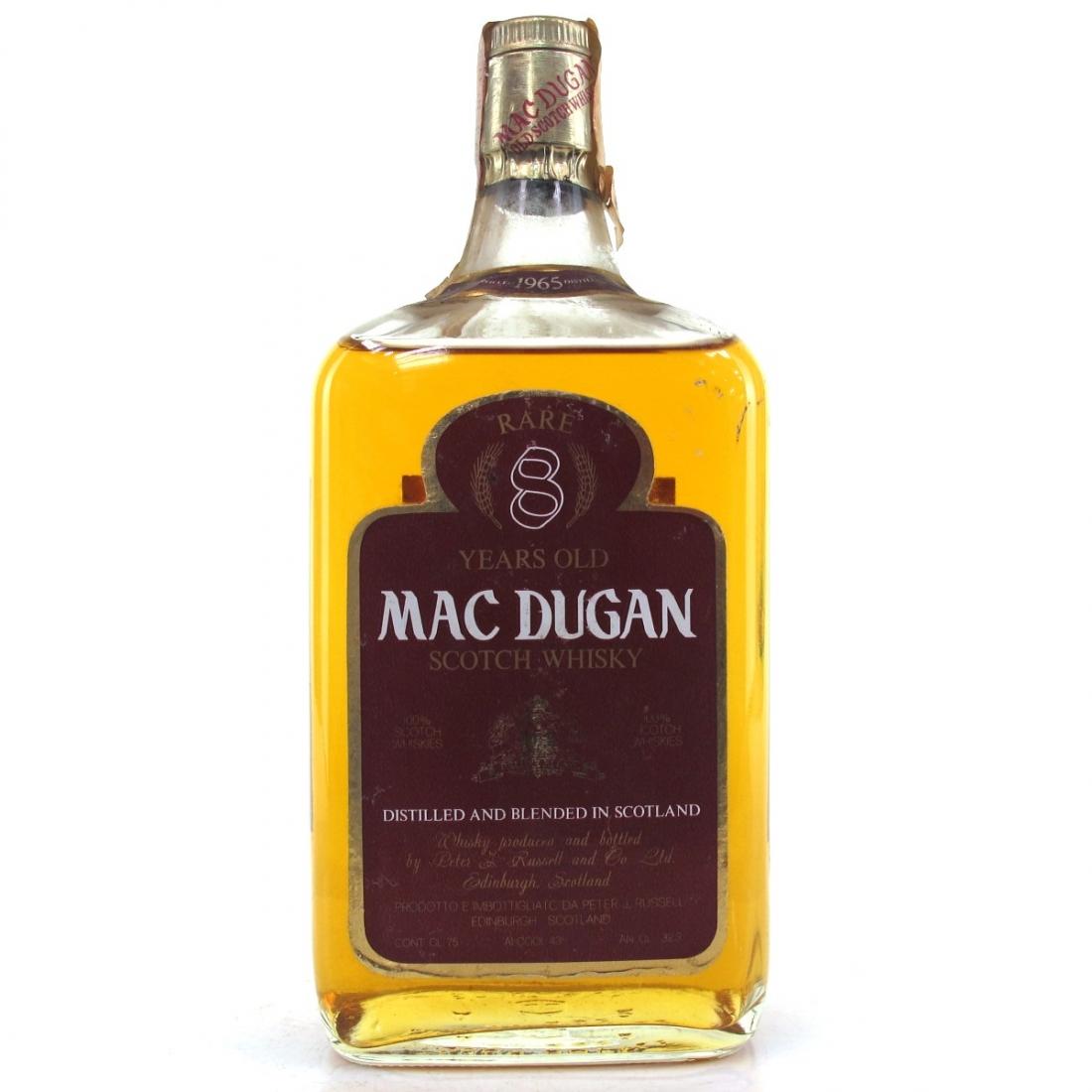 Mac Dugan 1965 8 Year Old