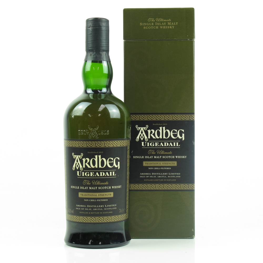 Ardbeg Uigeadail First Release 2003