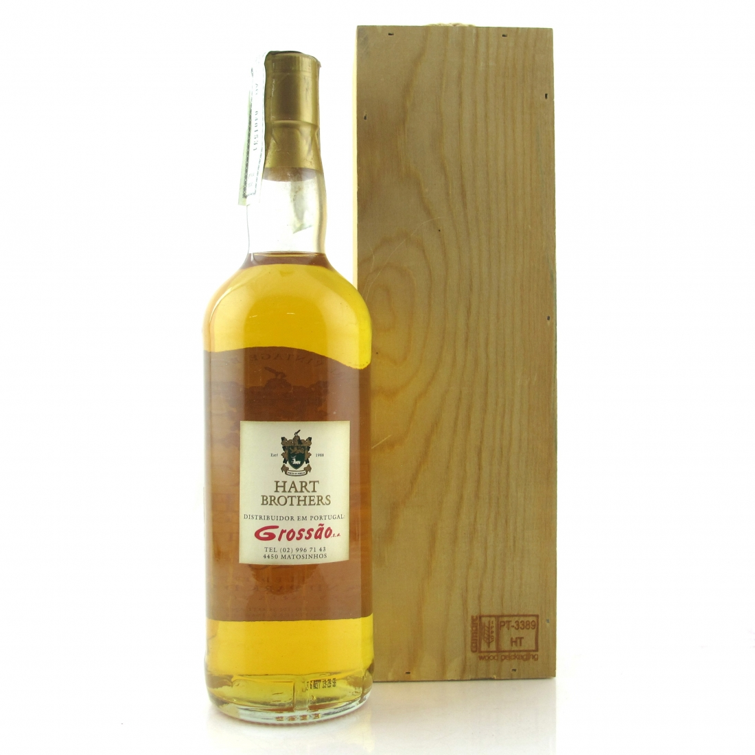 Highland Park 1978 Hart Brothers 18 Year Old