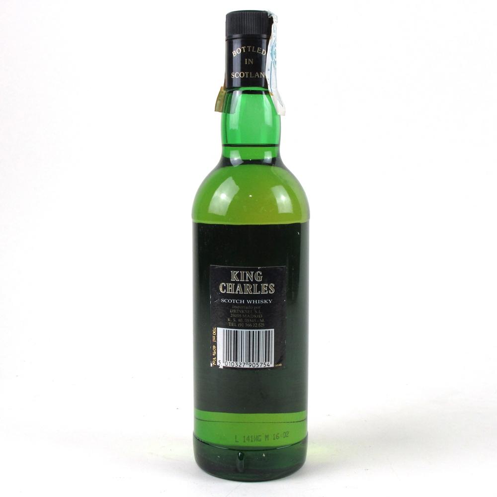 King Charles Scotch Whisky