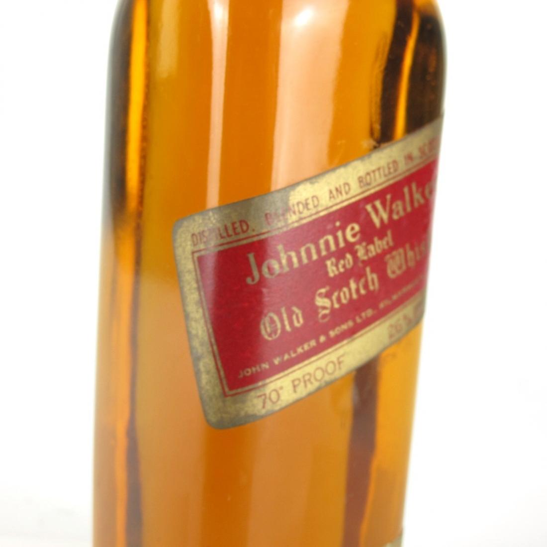 Johnnie Walker Red Label 1973