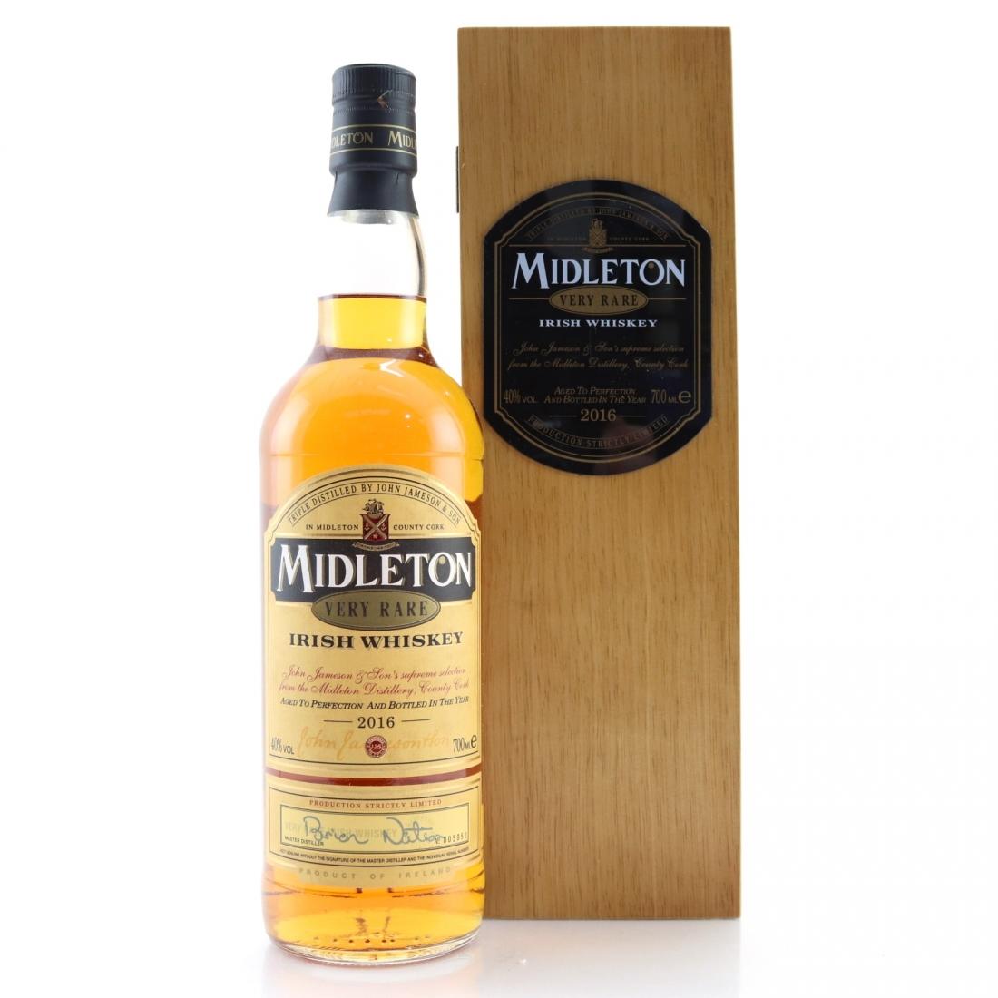Midleton Very Rare 2016 Edition