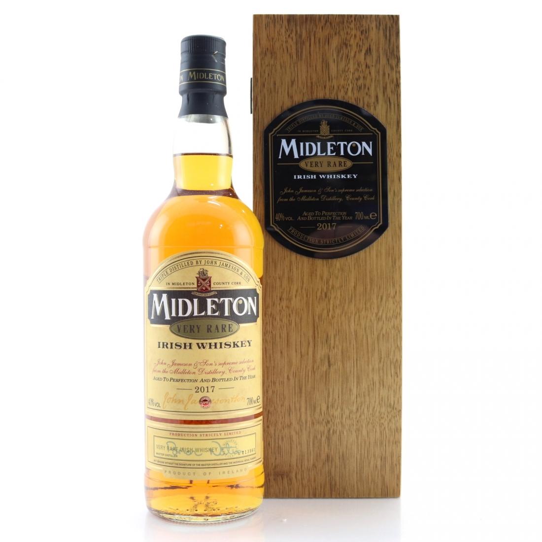 Midleton Very Rare 2017 Edition