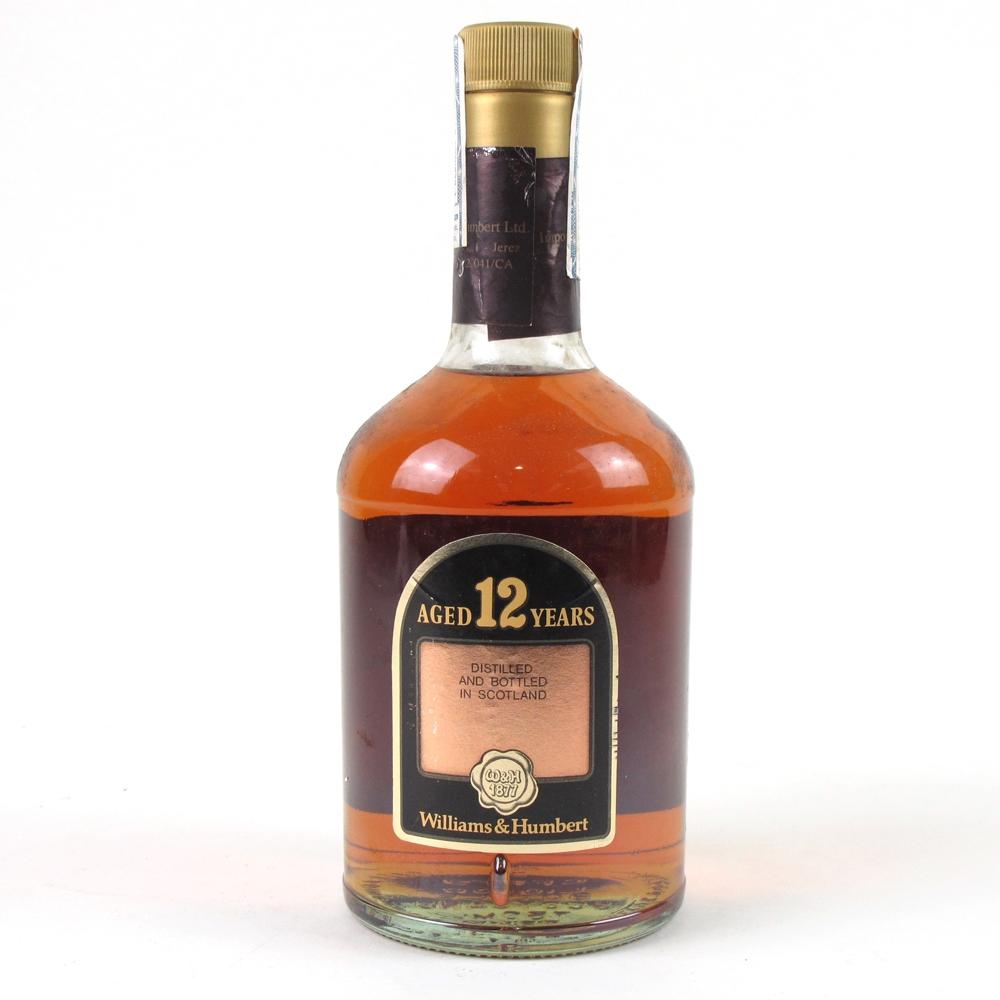 Humbert 12 Year Old Scotch Whisky