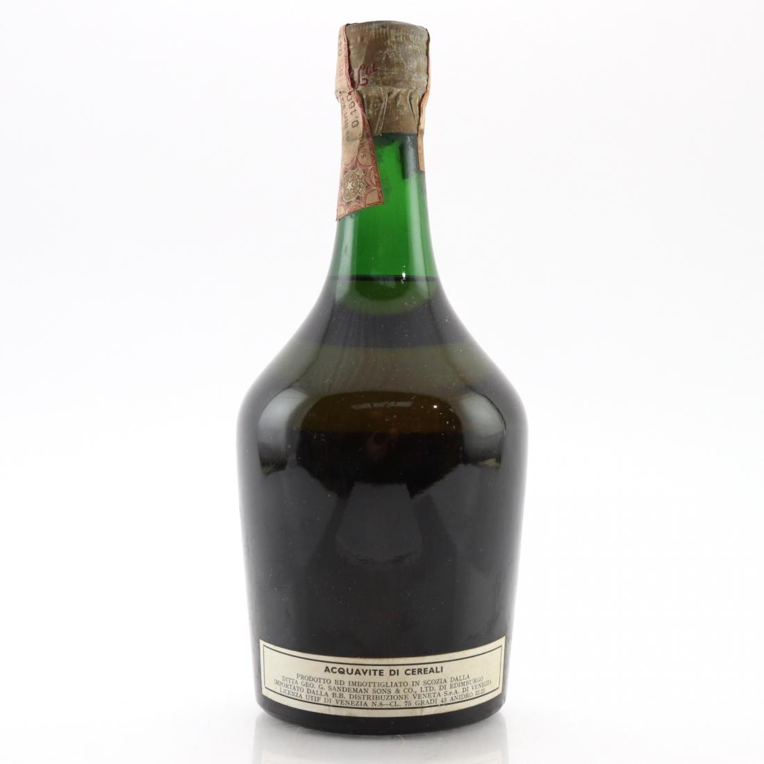 Sandeman's VVO Scotch Whisky 1960s
