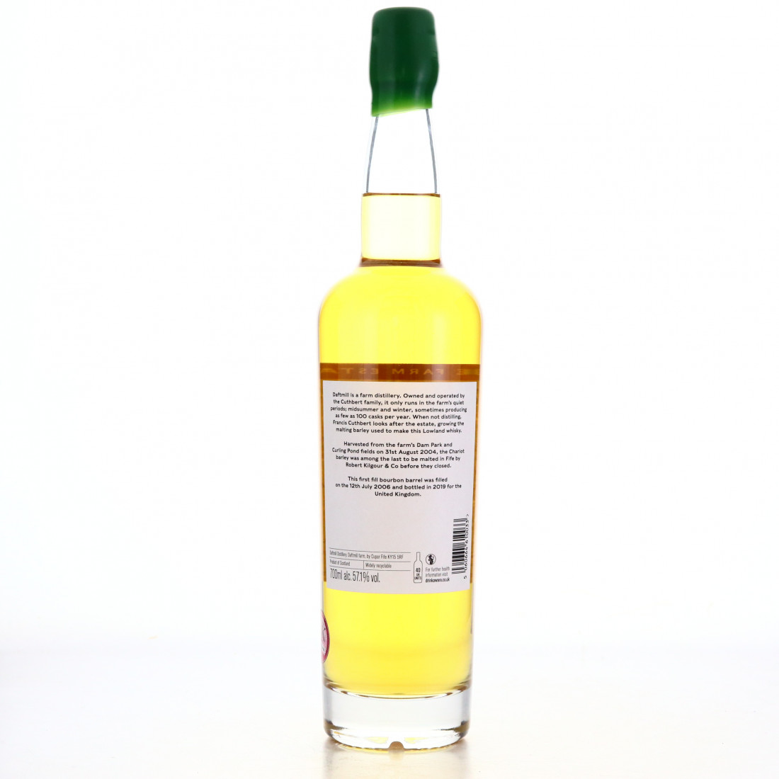 Daftmill 2006 Single Bourbon Cask #21 / UK