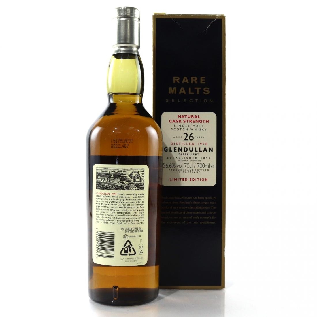 Glendullan 1978 Rare Malt 26 Year Old / 56.6%