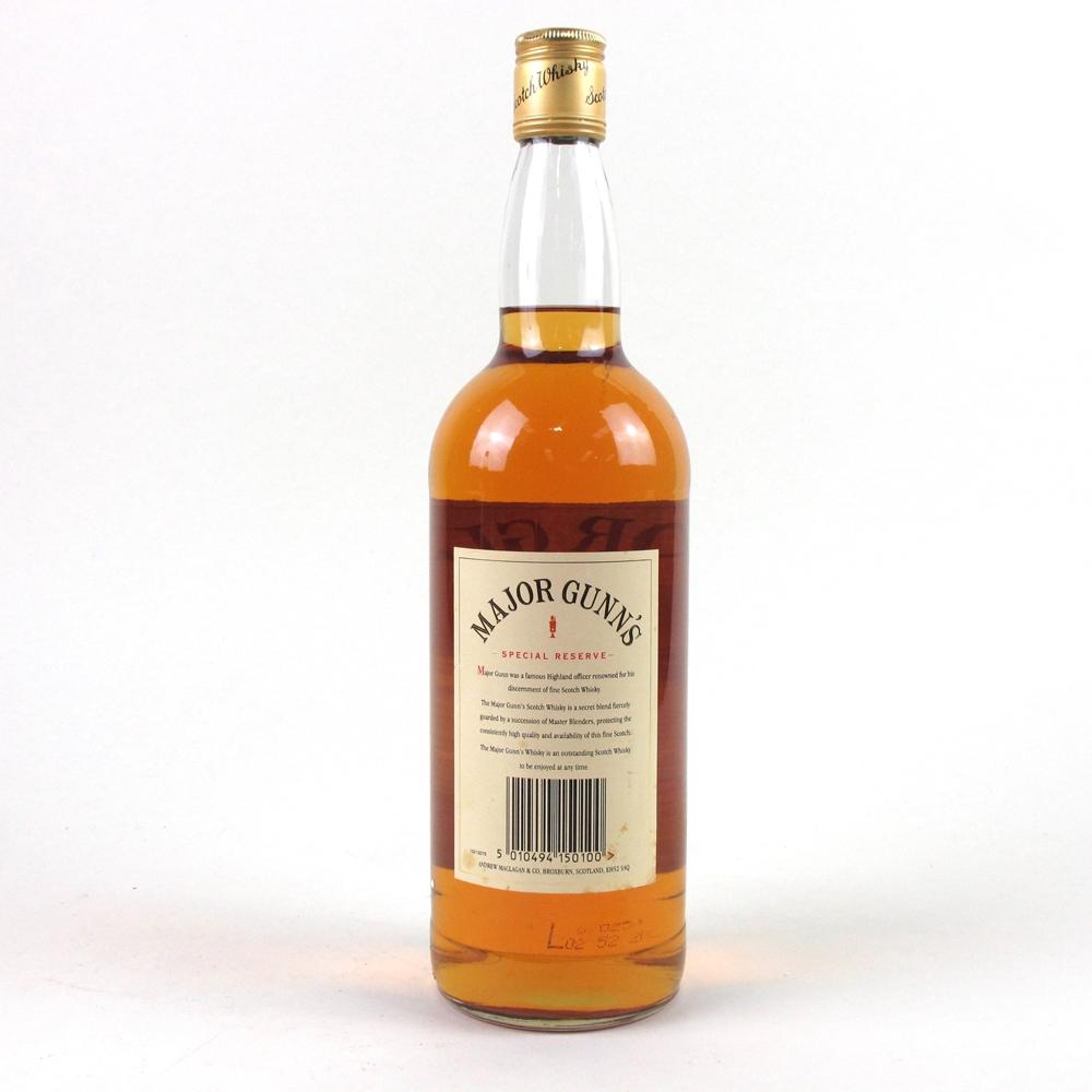Major Gunn's Scotch Whisky