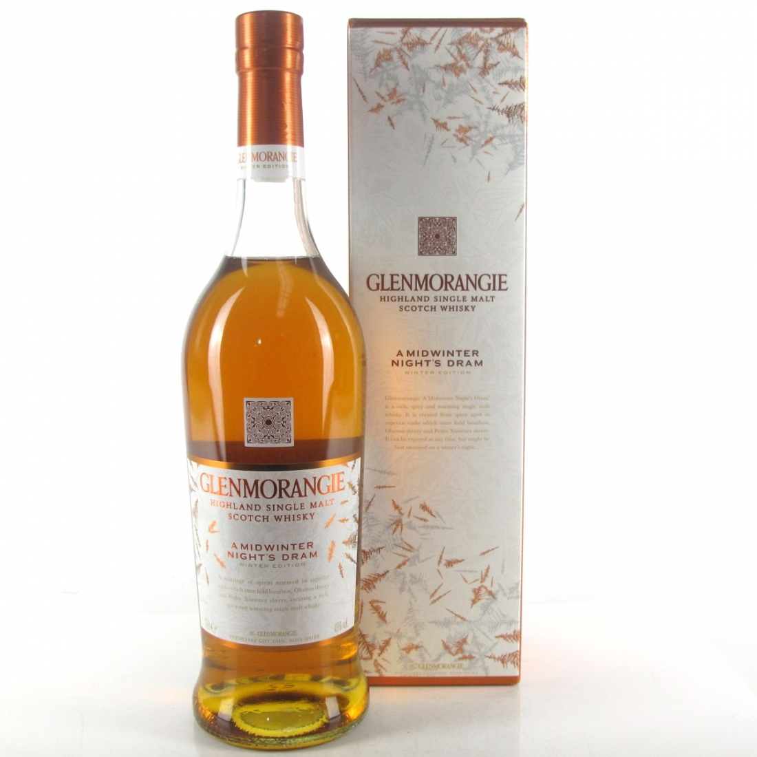 Glenmorangie A Midwinter Night's Dram 2017 Release