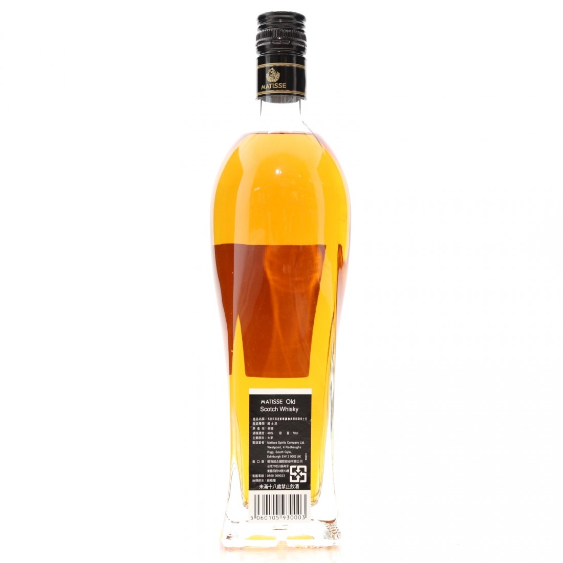 Matisse Old Scotch Whisky