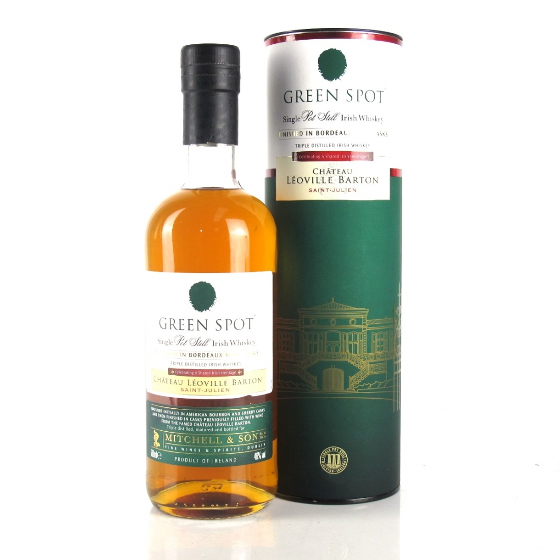 Green Spot Bordeaux Wine Cask Finish