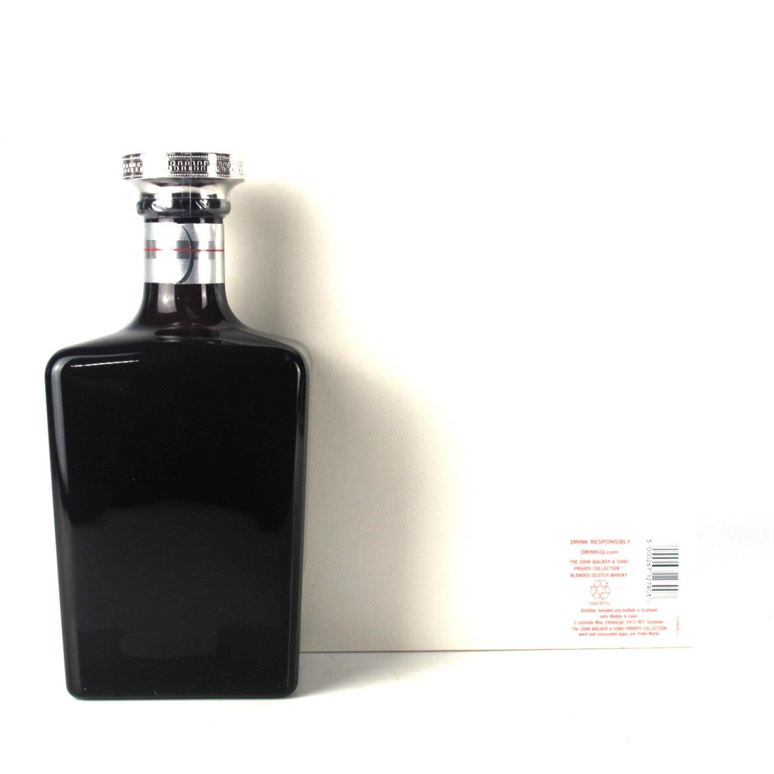 Johnnie Walker & Sons Private Collection 2015 Edition