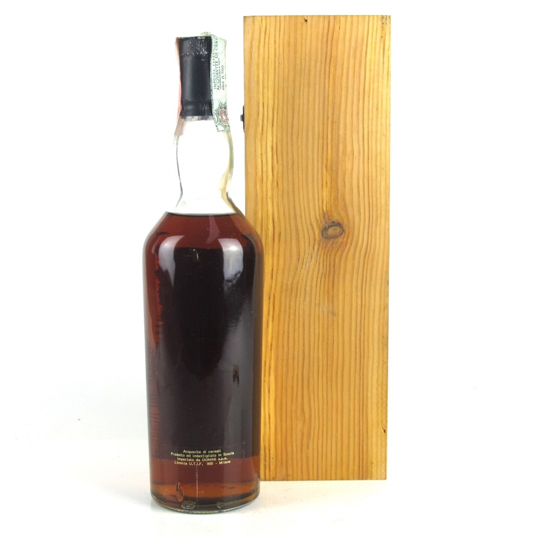 Mortlach 16 Year Old Flora and Fauna / Wooden Box