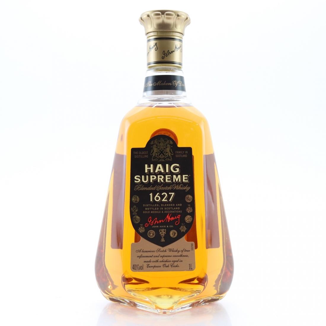 Haig Supreme 1 Litre
