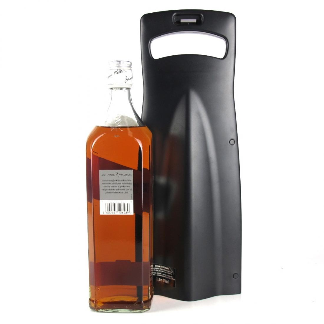 Johnnie Walker Mclaren Limited Edition Black Label 1 Litre
